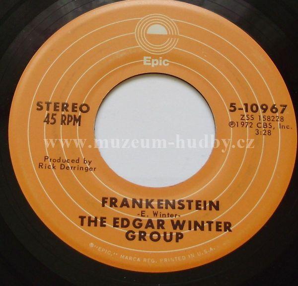 """The Edgar Winter Group: Frankenstein / Undercover Man - Vinyl(45"""" Single)"""