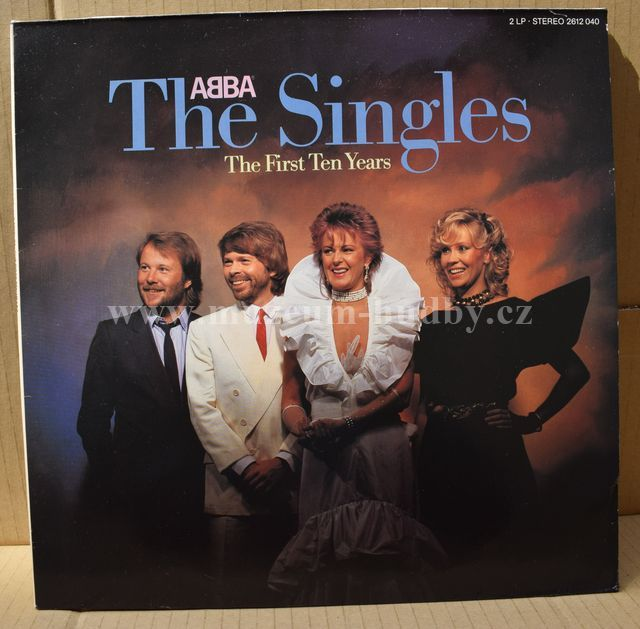 "ABBA: The Singles - The First Ten Years - Vinyl(33"" LP)"