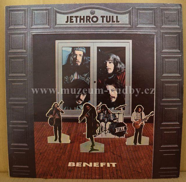 "Jethro Tull: Benefit - Vinyl(33"" LP)"