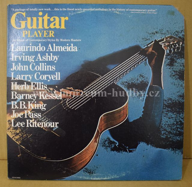 "Lee Ritenour / B.B. King / Joe Pass / Barney Kessel & Herb Ellis / Larry Coryell: Guitar Player - Vinyl(33"" LP)"