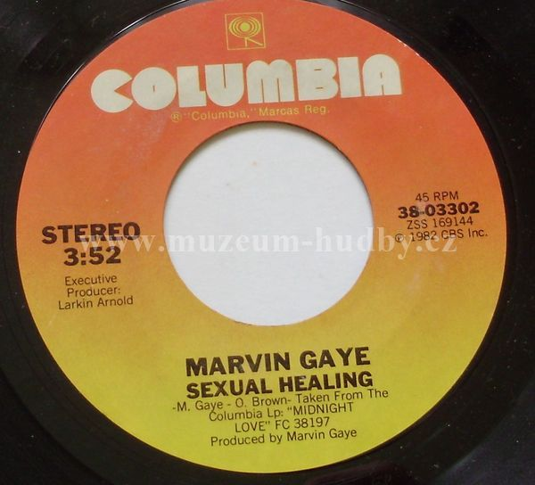 Marvin Gay Instrumental 84