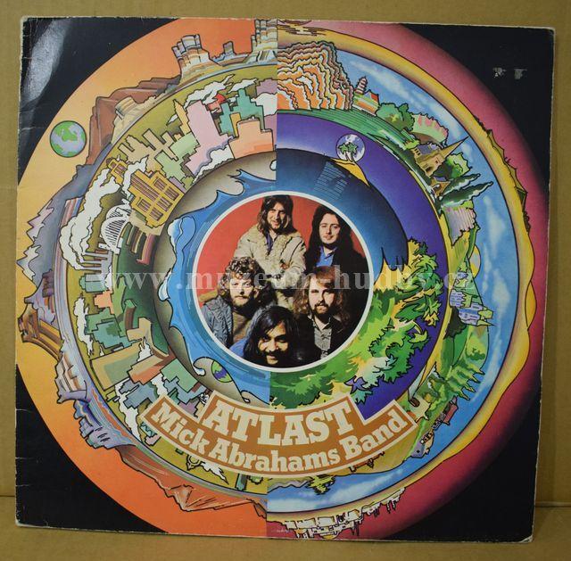 """Mick Abrahams Band: At Last - Vinyl(33"""" LP)"""