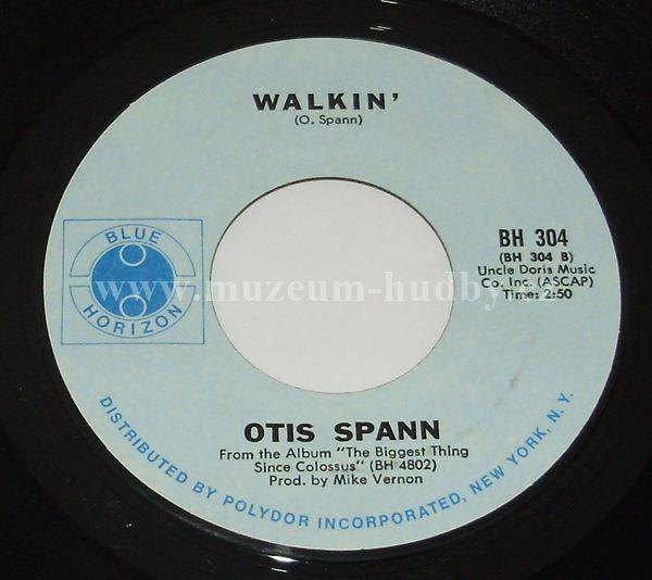 Otis Spann with Fleetwood Mac Walkin