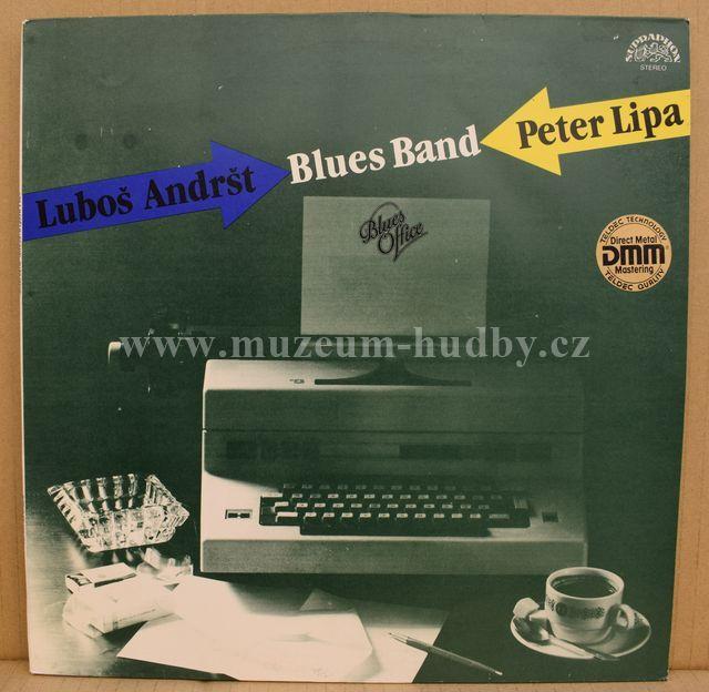 "Peter Lipa & Luboš Andršt Blues Band: Blues Office - Vinyl(33"" LP)"