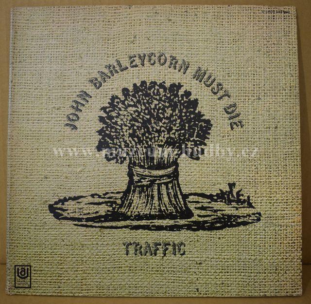 """Traffic: John Barleycorn Must Die - Vinyl(33"""" LP)"""