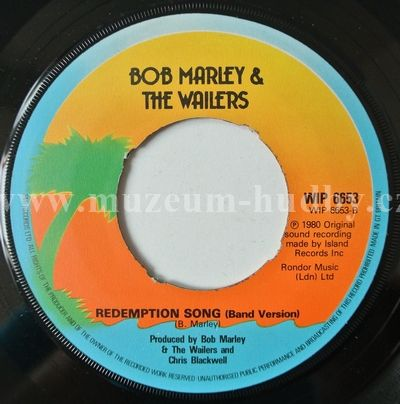 Bob Marley Amp The Wailers Redemption Song Online Vinyl