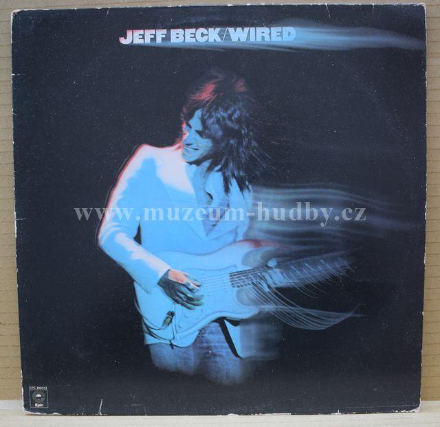 """Jeff Beck: Wired - Vinyl(33"""" LP)"""