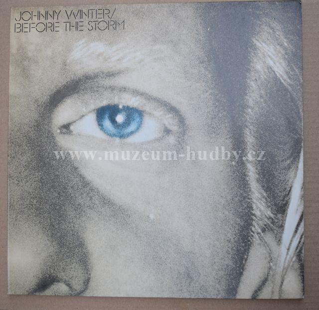 "Johnny Winter: Before The Storm - Vinyl(33"" LP)"