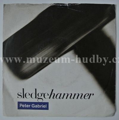 "Peter Gabriel: Sledgehammer / Don't Break This Rhythm - Vinyl(45"" Single)"