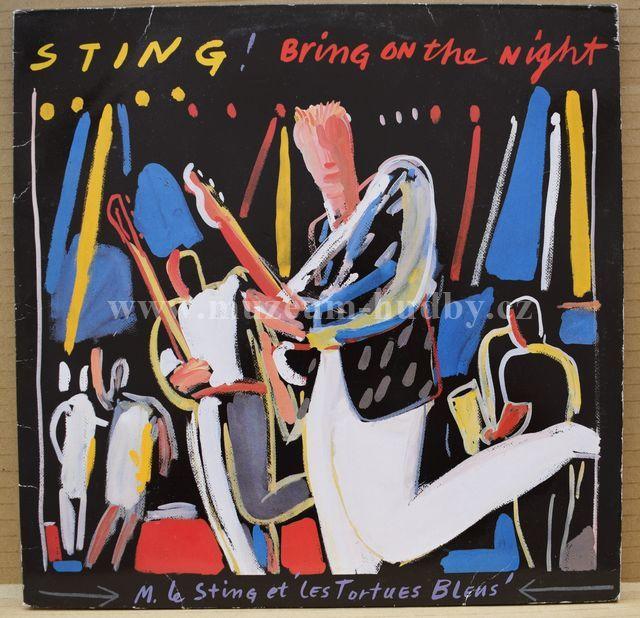 "Sting: Bring On The Night - Vinyl(33"" LP)"