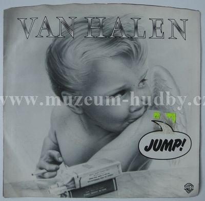"Van Halen: Jump / House Of Pain - Vinyl(45"" Single)"