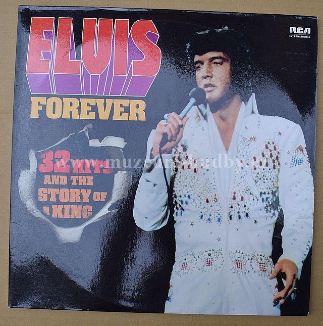"""Elvis Presley: Elvis Forever - Vinyl(33"""" LP)"""