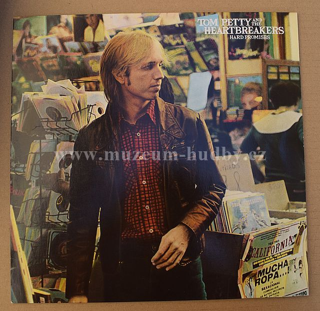 "Tom Petty And The Heartbreakers: Hard Promises - Vinyl(33"" LP)"