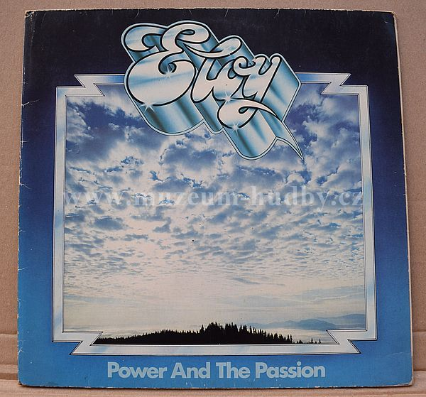 "Eloy: Power And The Passion - Vinyl(33"" LP)"