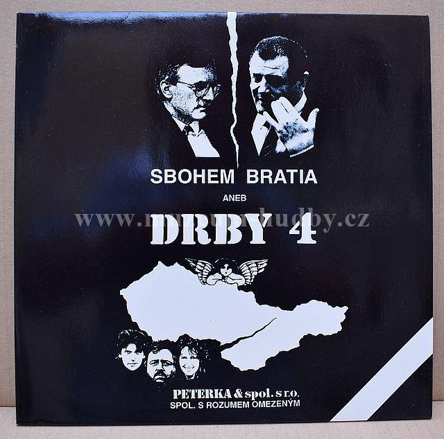 """Peterka a spol.: Drby IV. - Vinyl(33"""" LP)"""
