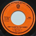 Petula Clark-Don't Sleep In The Subway / Here Comes The Morning