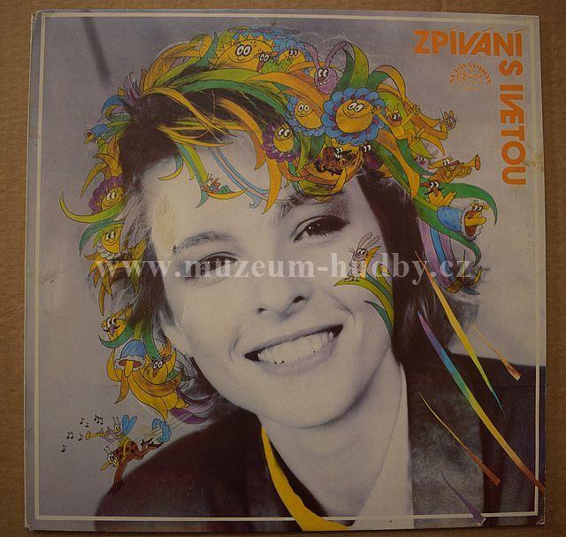 """Iveta Bartošová: Zpívání S Ivetou - Vinyl(33"""" LP)"""