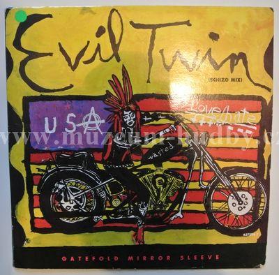 "Love/Hate: Evil Twin / Yucca Man - Vinyl(45"" Single)"