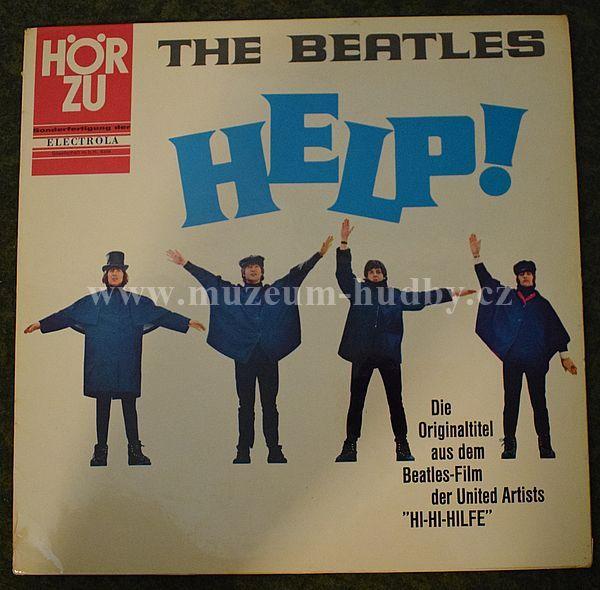 "Beatles: Help! - Vinyl(33"" LP)"
