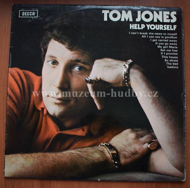 """Tom Jones: Help Yourself - Vinyl(33"""" LP)"""