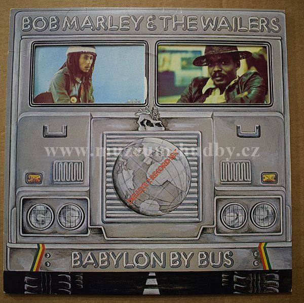 "Bob Marley & The Wailers: Babylon By Bus - Vinyl(33"" LP)"