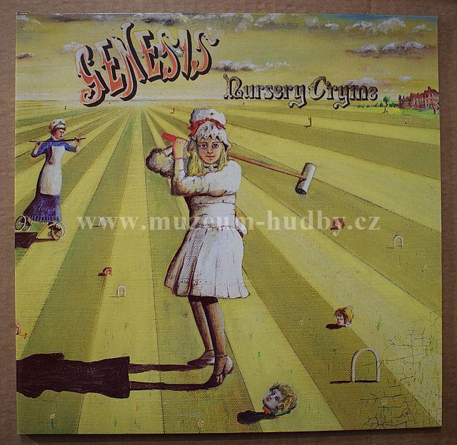 """Genesis: Nursery Cryme - Vinyl(33"""" LP)"""