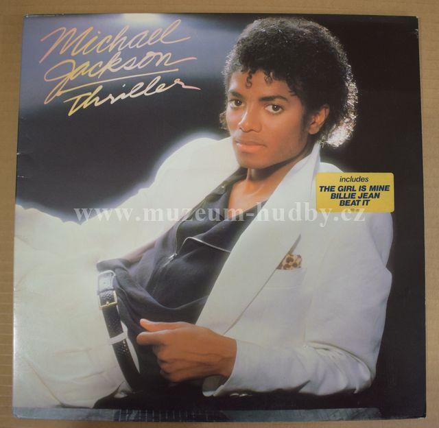 """Michael Jackson: Thriller - Vinyl(33"""" LP)"""