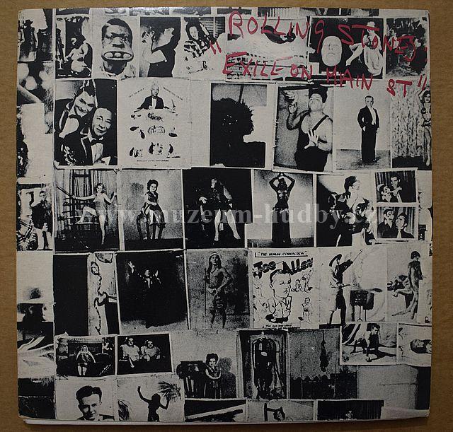 "Rolling Stones: Exile On Main St - Vinyl(33"" LP)"