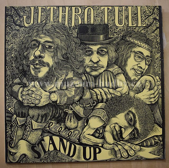 "Jethro Tull: Stand Up - Vinyl(33"" LP)"
