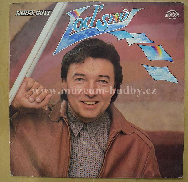 """Karel Gott: Loď Snů - Vinyl(33"""" LP)"""