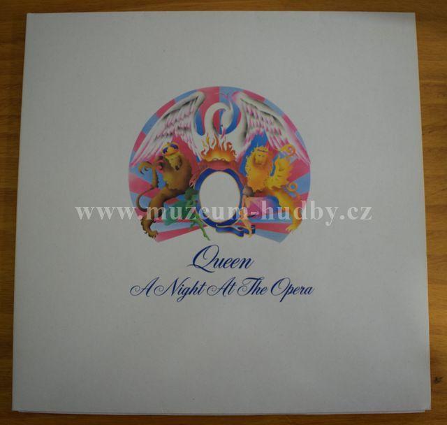 "Queen: A Night At The Opera - Vinyl(33"" LP)"