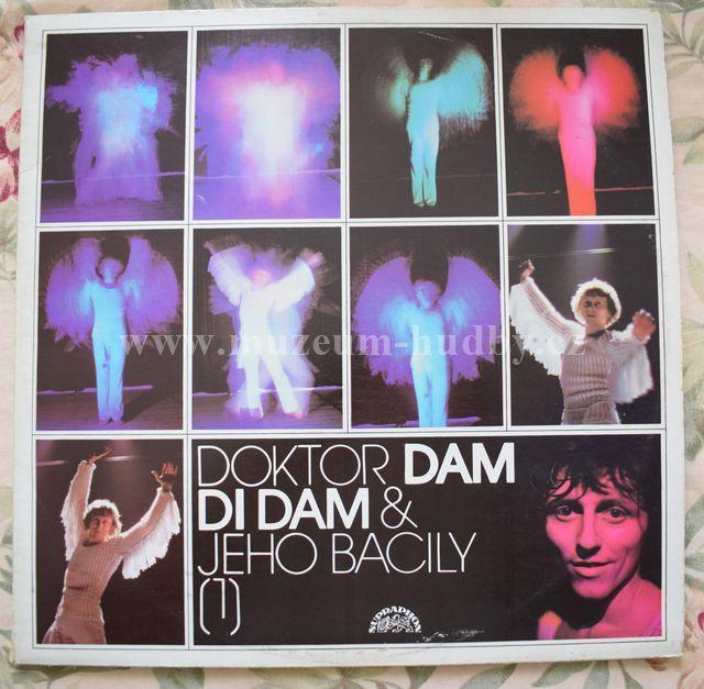 """Václav Neckář A Bacily: Doktor Dam Di Dam A Jeho Bacily - Vinyl(33"""" LP)"""