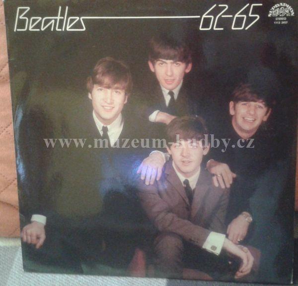 "Beatles: Beatles 62-65 - Vinyl(33"" LP)"