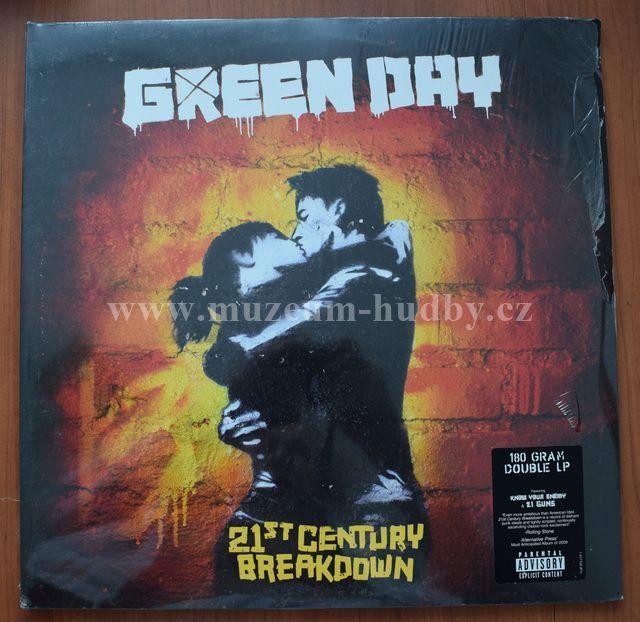 "Green Day: 21st Century Breakdown - Vinyl(33"" LP)"