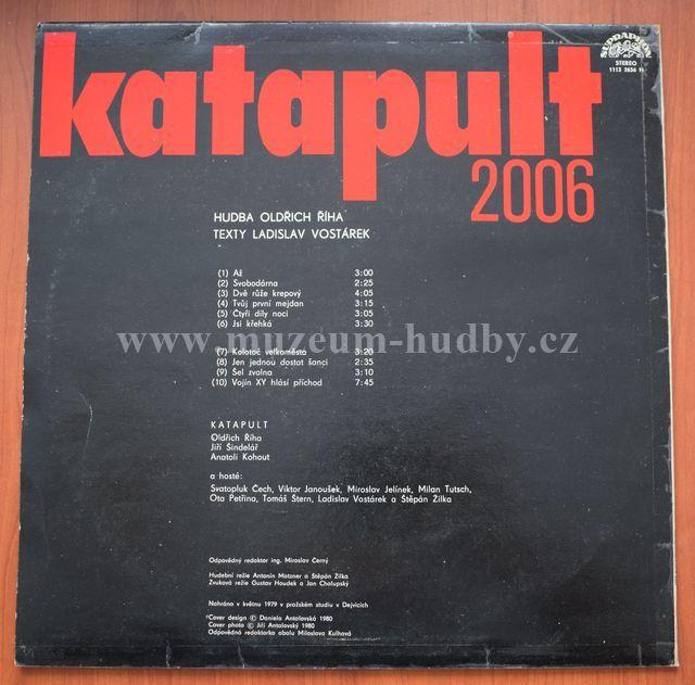 Katapult - Maturant / Jsou Špatný Dny...