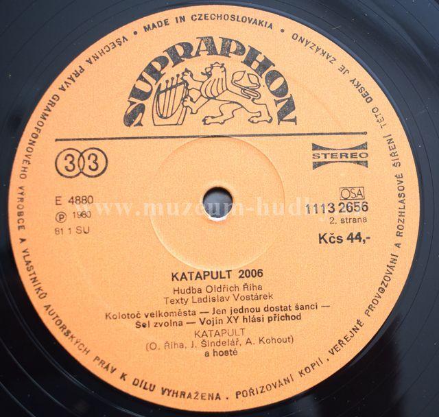 Katapult - Maturant • Jsou Špatný Dny...