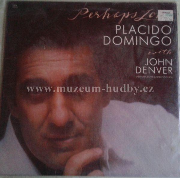 Placido Domingo With John Denver