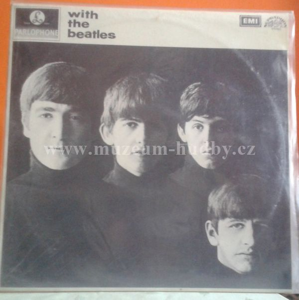"""The Beatles: With The Beatles - Vinyl(33"""" LP)"""