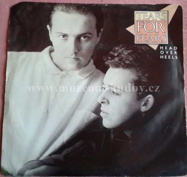 """Tears For Fears: Head Over Heel / When In Love With A Blind Man - Vinyl(45"""" Single)"""