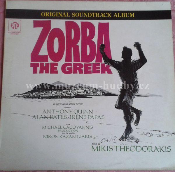 Mikis Theodorakis Zorba The Greek Original Soundtrack