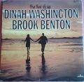Billy Eckstine & Sarah Vaughan / Dinah Washington, Brook Benton-Passing Strangers / The Two Of Us