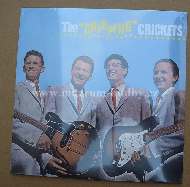 Crickets Buddy Holly The Quot Chirping Quot Crickets Online
