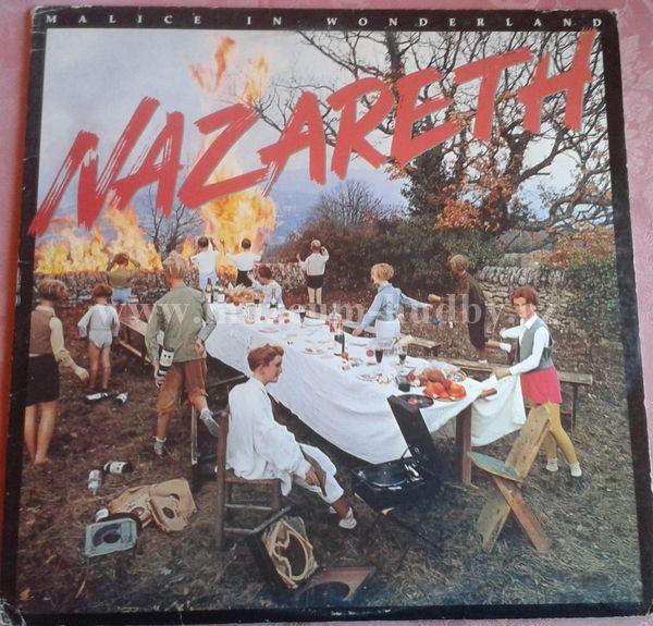 Nazareth Malice In Wonderland Online Vinyl Shop