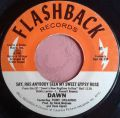 Dawn Featuring Tony Orlando