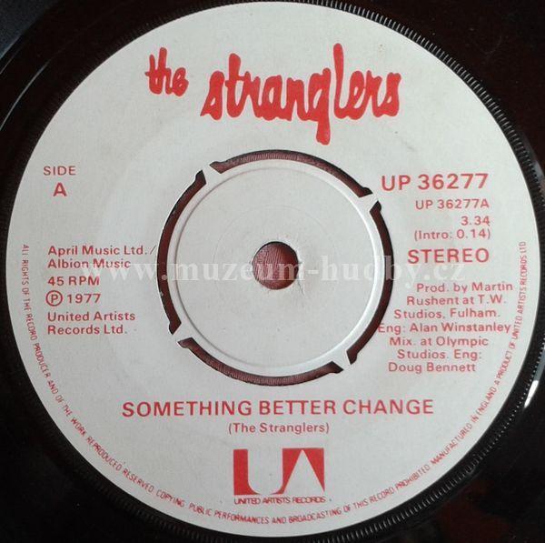 The Stranglers Something Better Change Straighten Out
