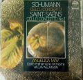 Schumann / Saint-Saëns – Angelica May - Czech Philharmonic Orchestra, Václav Neumann