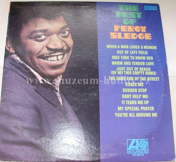 Percy Sledge The Best Of Percy Sledge Online Vinyl Shop