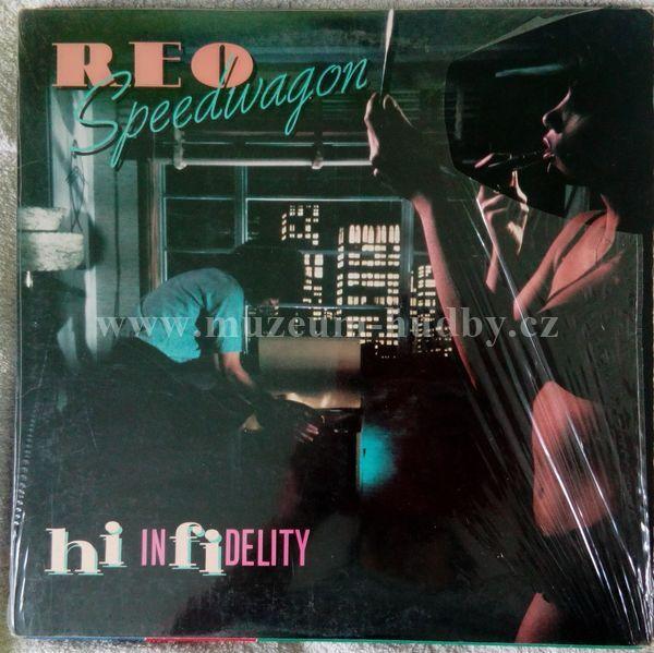 REO Speedwagon-Hi Infidelity - Product detail | online vinyl