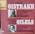 Beethoven / Mozart / Emil Gilels / David Oistrakh