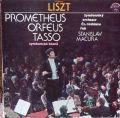 Ferenc Liszt / Symfonický Orchestr Čs. Rozhlasu / řídí Stanislav Macura